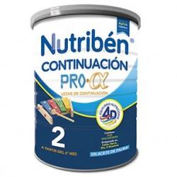 NUTRIBÉN Continuación 800G