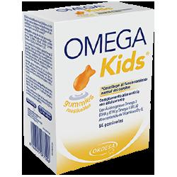 ORDESA OMEGA Kids Gummies 54 Gominolas
