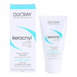 DUCRAY Keracnyl Mascarilla Triple Accion 40ML