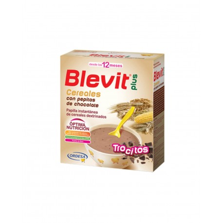 ORDESA Blevit Plus Cereales con Pepitas de Chocolate 600G