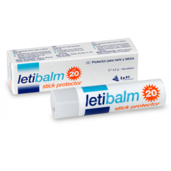 LETIBALM Stick Protector Nariz y Labios 4,5G