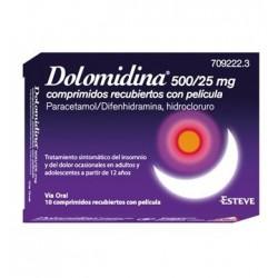 Dolomidina 500/25 mg