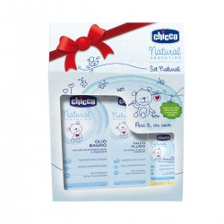 CHICCO Set Natural Natural Sensation