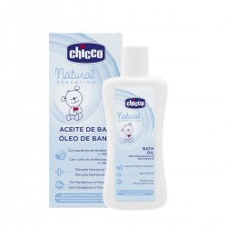 CHICCO Aceite de Baño Natural Sensation 200ML