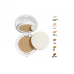 Avene Couverance Crema de Rostro Compacta Porcelana Mate SPF 30