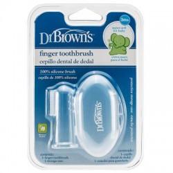 Dr Brown's Cepillo Dental de Dedal