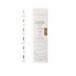 Avene Couvrance Maquillaje Fluido Natural SPF20
