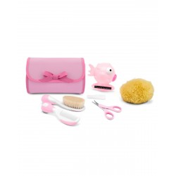 CHICCO Set Higiene Rosa