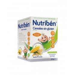 NUTRIBÉN Cereales Sin Gluten 600G