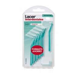 LACER Interdental Angular Extrafino 10 Unidades