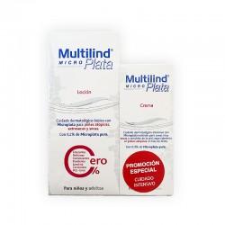 MULTILIND PACK Microplata Crema 75ML + Loción 200ML