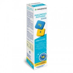 ARKOPHARMA Magnesio Potasio 18 Comprimidos