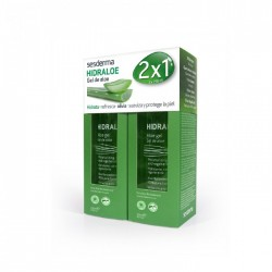 SESDERMA Pack Hidraloe 2x250Ml