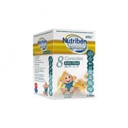 NUTRIBEN Innova 8 Cereales Extra Fibra 600G