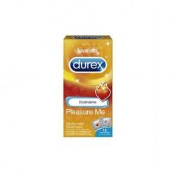 DUREX Dame Placer Efecto Calor Emoji 12 Preservativos