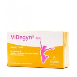 VIDEGYN 400 30 caps Gynea