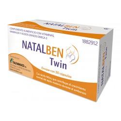 Natalben Twin 30 cápsulas