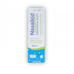 Nasalkid Hialurónico Spray Nasal 20ml