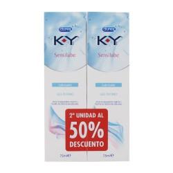 K-Y Jelly Gel 2x75ML
