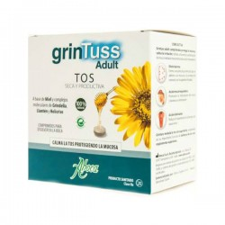 Grintuss Adult Tos Seca 20 Comprimidos