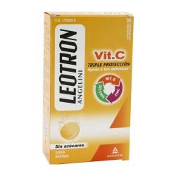 LEOTRON Vit. C 36 comprimidos