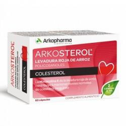 Arkosterol Levadura Roja de Arroz 60 Cápsulas
