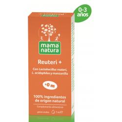 REUTERI + Mamá Natura Gotas Orales 7 ml