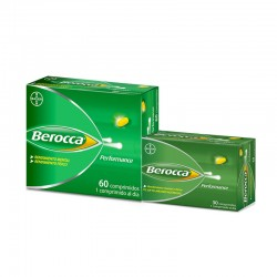 Berocca Performance Pack 60 + 30 Comprimidos