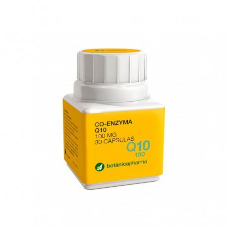 Coenzima Q10 100MG 30 Cápsulas Botánicapharma