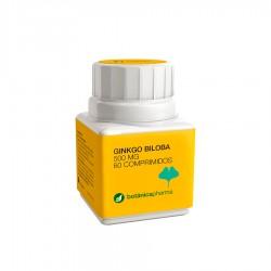 Ginkgo Biloba 500MG 60 Comprimidos Botánicapharma