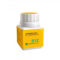 Vitamina B12 60 Comprimidos Botánicapharma