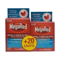 MEGARED Omega-3 Aceite de...