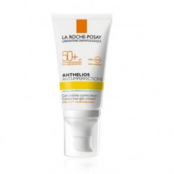 Anthelios Gel-Crema Anti-Imperfecciones SPF 50+ 50 ml LA ROCHE POSAY