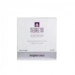 Neoretin Discrom Control Peeling Despigmentante 6 Pads