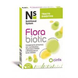 Ns Florabiotic 30 Cápsulas