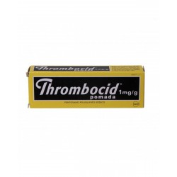 THROMBOCID 1MG/G Pomada 60G