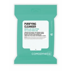 COMODYNES Purifying Cleanser Piel Grasa y Acne 20 Toallitas