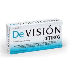 DEVISION Retinox 30 capsulas