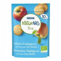 NESTLE Naturnes Bio Galletas con Manzana Sin Gluten 150G
