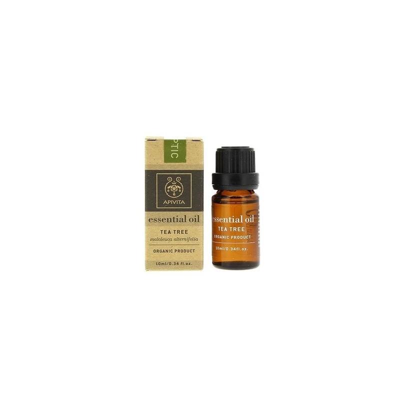 Apivita Aceite Esencial Arbol de Te Organico 10ml