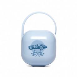 SUAVINEX portachupetes azul +0m.