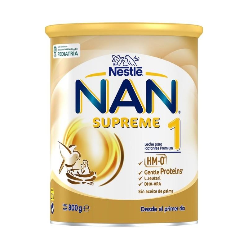 NAN Supreme1 Leche para Lactantes en Polvo 800gr