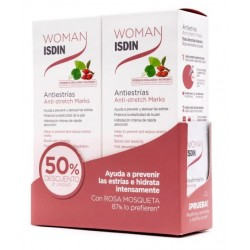 ISDIN Woman Antiestrias Duplo PACK OFERTA 2x250ml