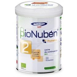 BioNuben ProNatur 2 Leche de Continuacion BIO para Lactantes 800gr