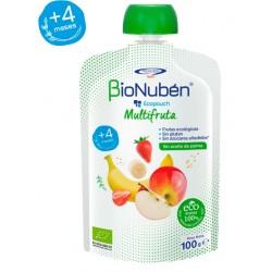 BioNuben Ecopouch Multifruta 100gr