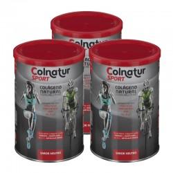 COLNATUR Sport Neutro Colágeno Soluble TRIPLO 3x330g