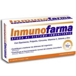 Inmunofarma 30 cápsulas de...
