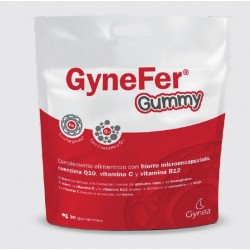 GyneFer Gummy 30 Gominolas
