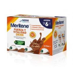 MERITENE Drink Chocolate 6x125 ml