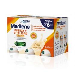 MERITENE Drink Vainilla 6x125ml